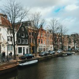 Dayyymn Amsterdam